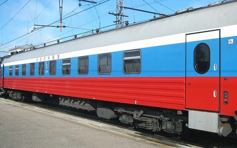 Pociąg firmowy Rossija