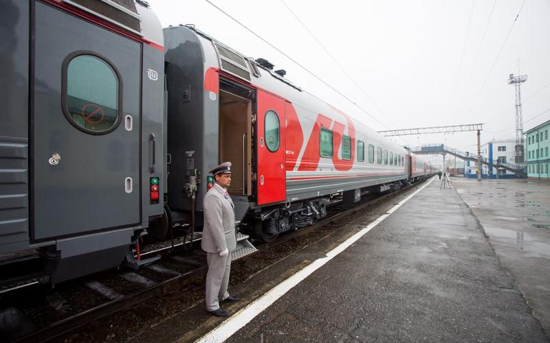 Szef pociągu transsyberyjskiego
