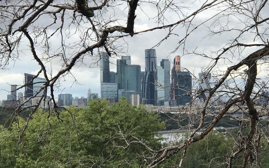 Moskiewskie Centrum Biznesowe