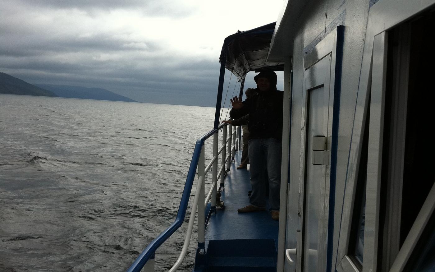 Rejs po Bajkale
