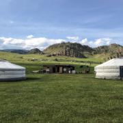 W krainie Nomadów w Mongolii