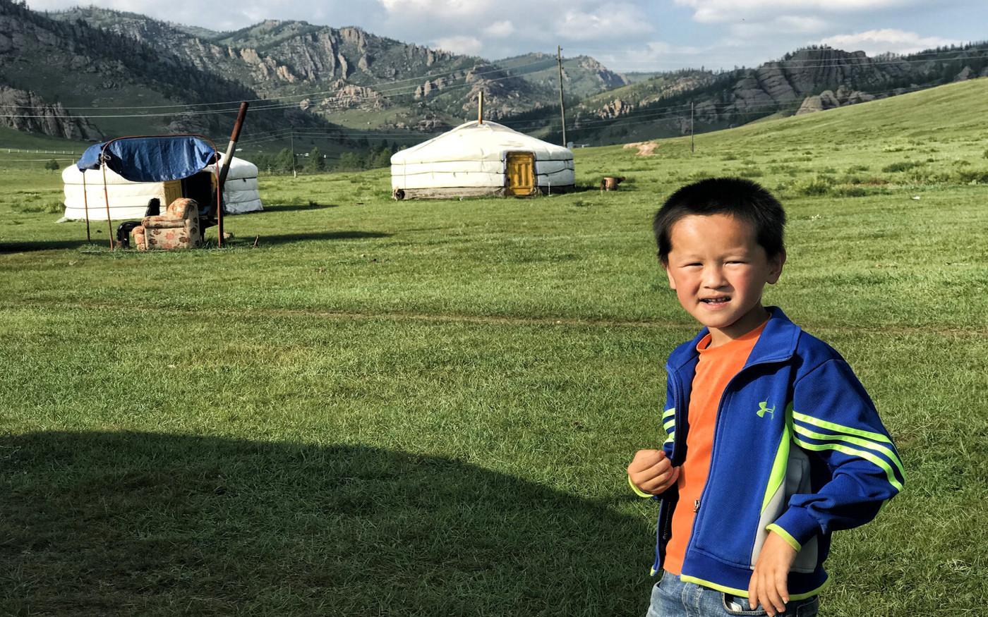 Mongolia - kraj Nomadów