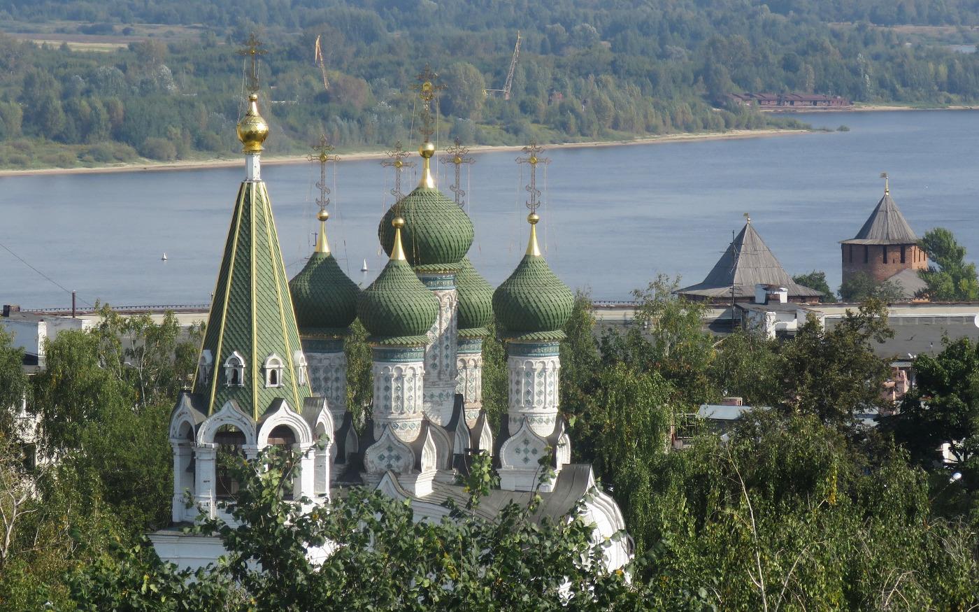 Cerkiew Zaśnięcia Matki Bożej w Niżnym Nowogrodzie