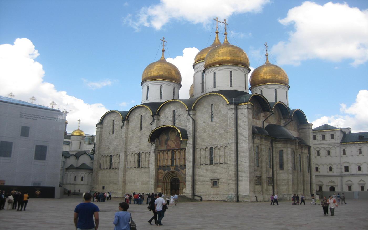 Sobór Uspieński w Moskwie