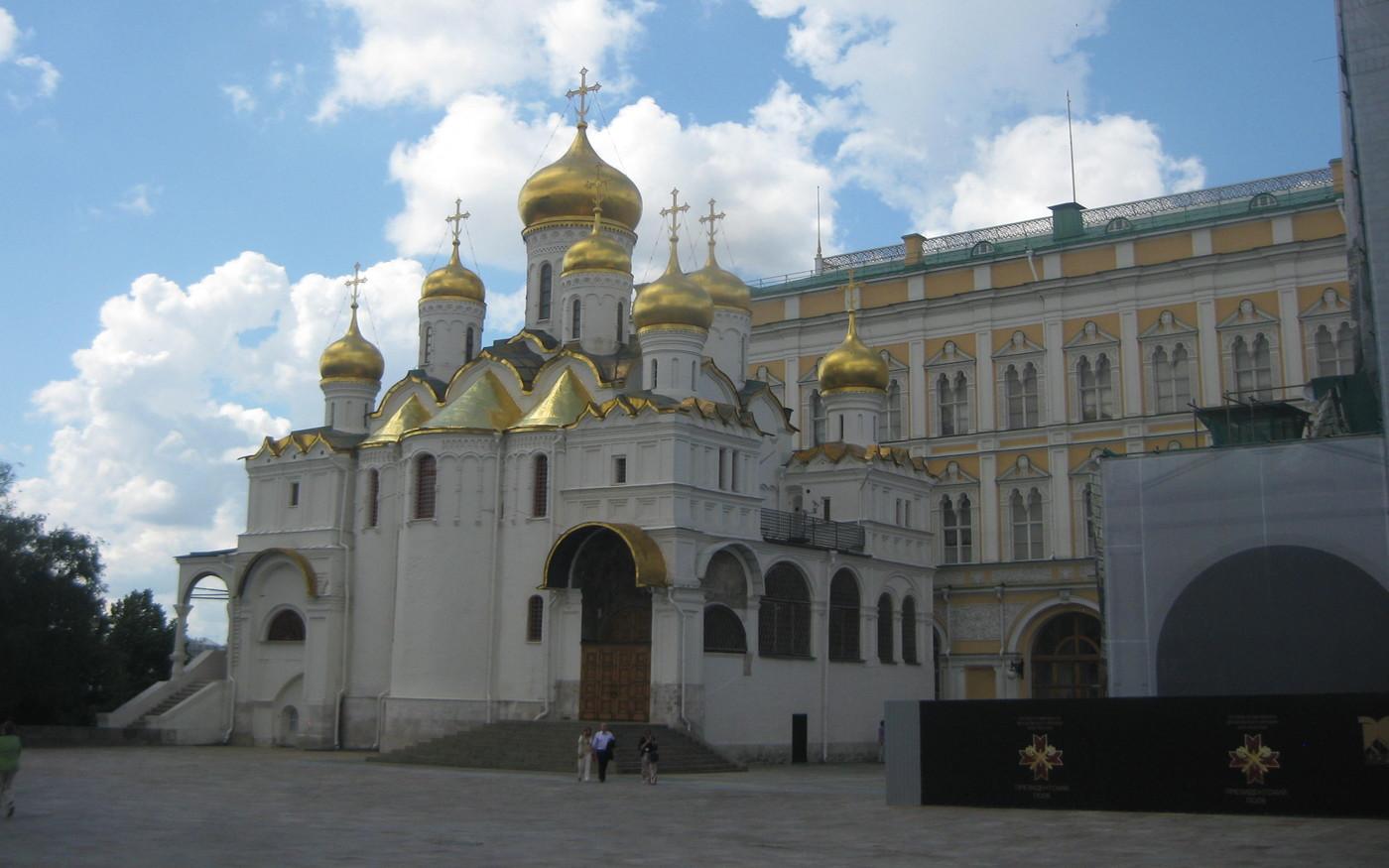 Sobór Zwiastowania na Kremlu moskiewskim