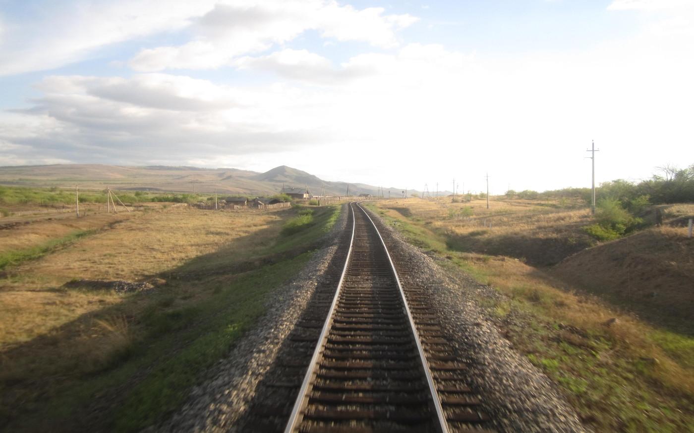 Jednotorowy szlak transmongolski