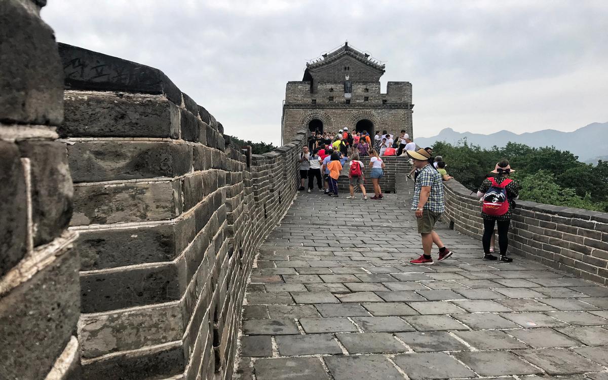 Mur Chiński - wycieczka z przewodnikiem