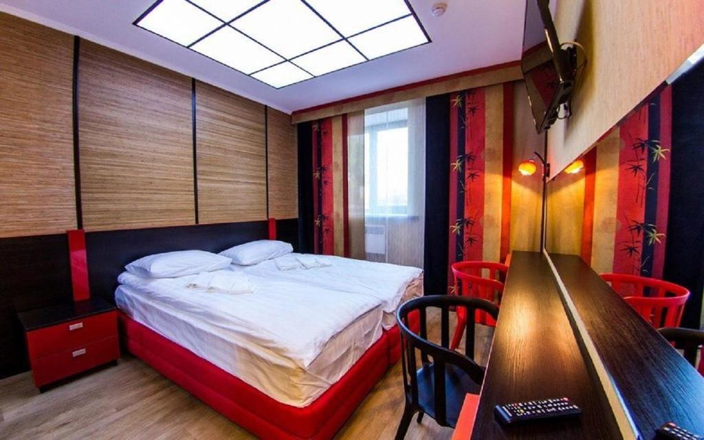 Pokój 2-osobowy w hotelu Victoria w Ułan Ude
